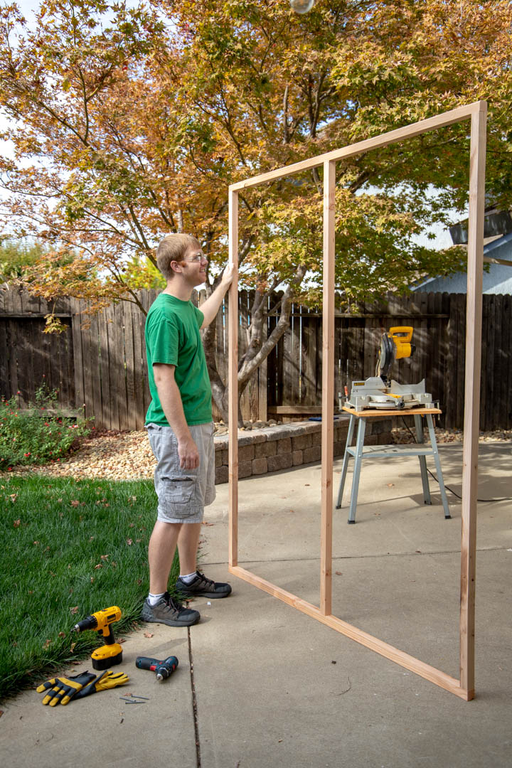 The Catio: Building an Outdoor Cat Enclosure – Purrfectly Homey